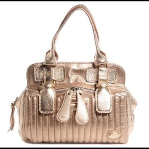 CHLOE Bay Tote Satchel Authentic
